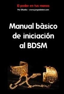 Manual básico de iniciación al BDSM