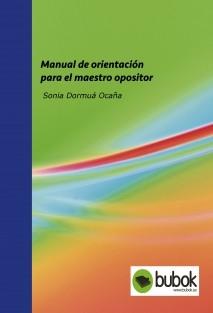 Programa de orientación para el maestro opositor