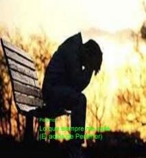 Lo que siempre me callé (El adiós de Peramor)
