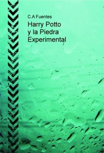 Harry Potto y la Piedra Experimental