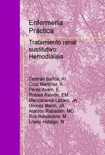 Enfermería práctica: Tratamiento renal sustitutivo:Hemodiálisis