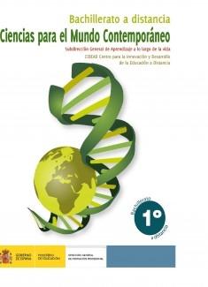 Ciencias para el mundo contemporáneo. 1º bachillerato. Bachillerato a distancia