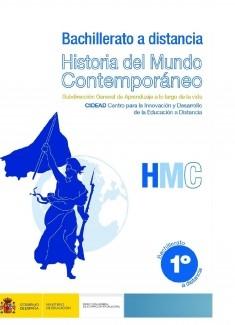 Historia del mundo contemporáneo. 1º bachillerato. Bachillerato a distancia