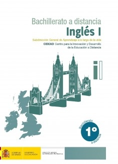 Inglés I. 1º bachillerato. Bachillerato a distancia