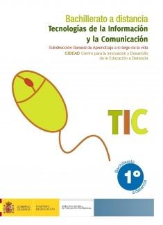 Tecnologías de la información y la comunicación. 1º bachillerato. Bachillerato a distancia