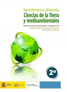 Ciencias de la Tierra y medioambientales. 2º bachillerato. Bachillerato a distancia