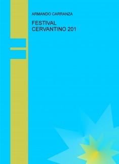 FESTIVAL CERVANTINO 201