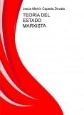 TEORIA DEL ESTADO MARXISTA