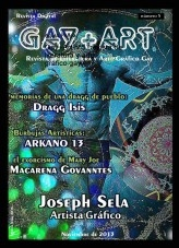Gay+Art nº5 (revista de literatura y arte gráfico gay)