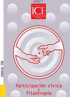 Revista de Economía. Información Comercial Española. (ICE). Núm. 872 Participación cívica y filantropía