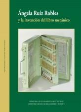 Libro Ángela Ruíz Robles y la invención del libro mecánico, autor Ministerio de Economía y Empresa