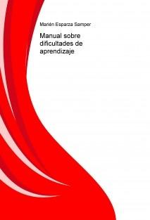 Manual sobre dificultades de aprendizaje