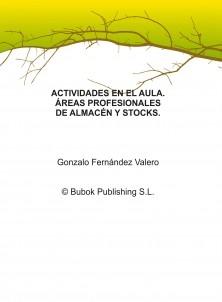 ACTIVIDADES EN EL AULA. ÁREAS PROFESIONALES DE ALMACÉN Y STOCKS.