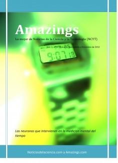 Amazings 8 (Octubre-Noviembre-Diciembre 2012)