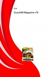 Suzuki88-Magazine nº6