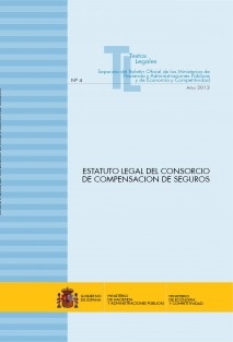 """TEXTO LEGAL Nº 4 """"ESTATUTO LEGAL DEL CONSORCIO DE COMPENSACIÓN DE SEGUROS"""""""