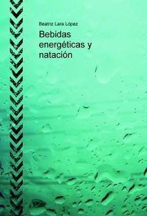 Bebidas energéticas y natación