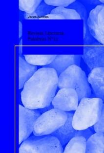 Revista Literaria Palabras N°12