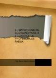 EL MAYORDOMO DE SCOTLAND YARD. 3. EL CASO DE LA PROFESORA DE PADUA