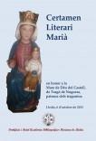 Certamen Literari Marià en honor a la Mare de Déu del Castell, de Tragó de Noguera.