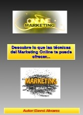 Libro Estudios del Marketing coaching, autor David Alvarez