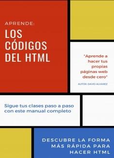 Los códigos del Html