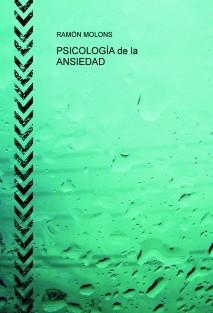 PSICOLOGÍA ANSIEDAD
