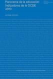 Panorama de la educación Indicadores de la OCDE 2013