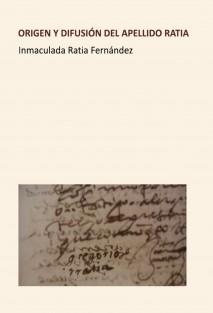 Origen y evolucion del apellido Ratia