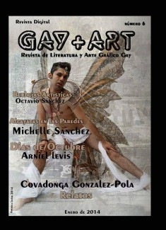 Gay+Art nº6 (revista de literatura y arte gráfico gay)
