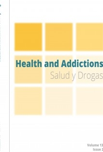 Health and Addictions/Salud y Drogas, Volumen 13, Número 2