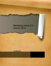 Libro Marketing online 2.0 - versión 2012, autor VALERIANO MACHÍO LÓPEZ