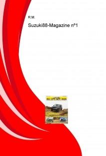 Suzuki88-Magazine nº1