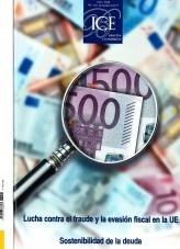 Libro Boletín Económico. Información Comercial Española (ICE). Núm. 3046. Lucha contra el fraude y la evasión fiscal en la UE, autor Ministerio de Economía y Empresa