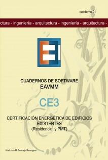 CE3, Certificación Energética de Edificios Existentes (Residencial y PMT) (publicación en blanco y negro)