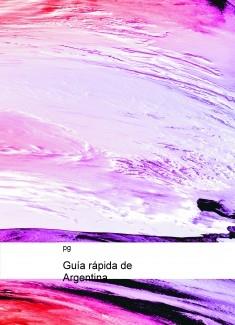 Guía rápida de Argentina
