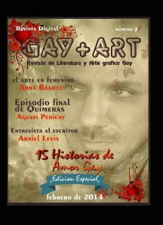 Gay+Art nº7 (revista de literatura y arte grafico gay)