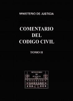COMENTARIO DEL CÓDIGO CIVIL. TOMO II