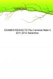 EXAMEN RESUELTO Pau Canarias Mate II, 2011-2012 Setiembre