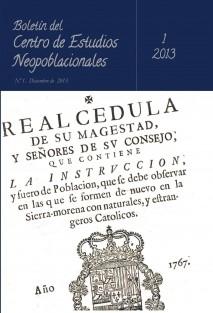 Boletín del CEN nº 1 (diciembre de 2013)