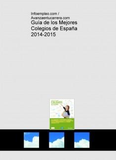 Guía de los Mejores Colegios de España 2014-2015
