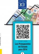 Libro Boletín Económico. Información Comercial Española (ICE). Núm.3048 Los Presupuestos del estado para 2014, autor Ministerio de Economía y Empresa