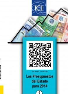 Boletín Económico. Información Comercial Española (ICE). Núm.3048 Los Presupuestos del estado para 2014