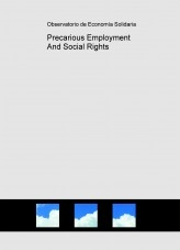 Libro Precarious Employment And Social Rights, autor Observatorio de Economía Solidaria