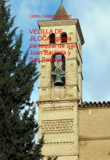 VELILLA DE JILOCA. Iglesia parroquial de San Juan Bautista y San Paulino