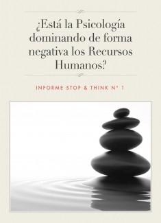 ¿Está la Psicología dominando de forma negativa los Recursos Humanos?