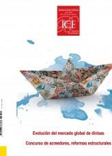 Libro Boletín Económico. Información Comercial Española (ICE). Núm.3049 Evolución del mercado global de divisas, autor Ministerio de Economía y Empresa
