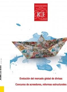 Boletín Económico. Información Comercial Española (ICE). Núm.3049 Evolución del mercado global de divisas