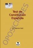 Test de Constitución Española - 50 nuevos test