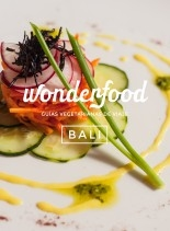 Libro Wonderfood Bali - Guía Vegetariana de Viaje, autor Wonderfood Guides